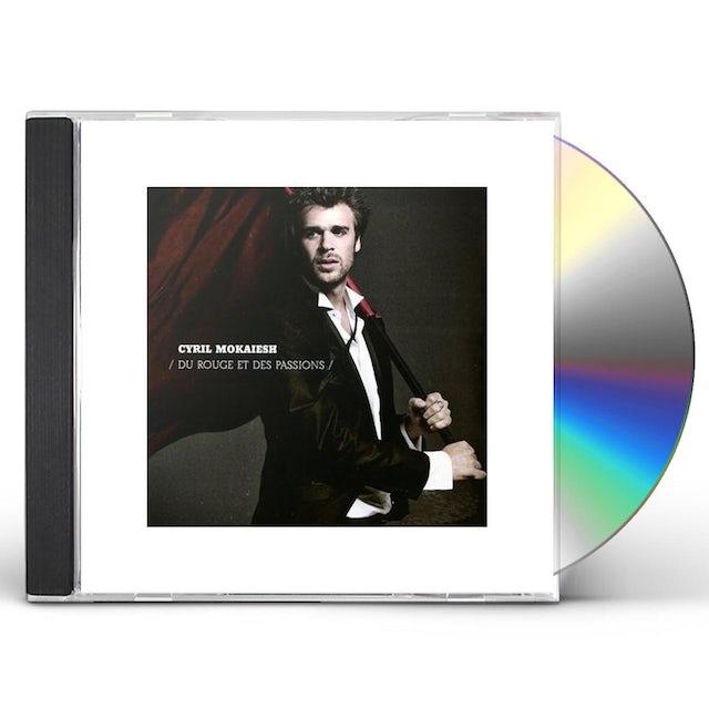 Cyril Mokaiesh DU ROUGE ET DES PASSIONS CD