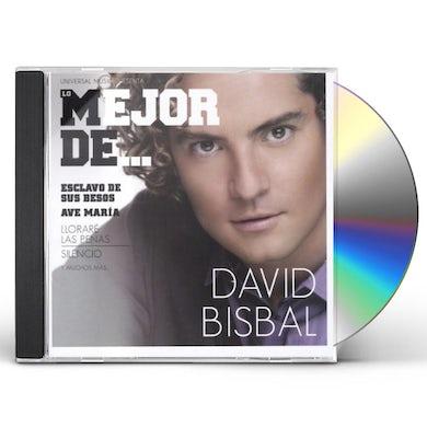 LO MEJOR DE DAVID BISBAL CD