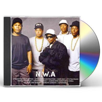 N.W.A. ICON CD