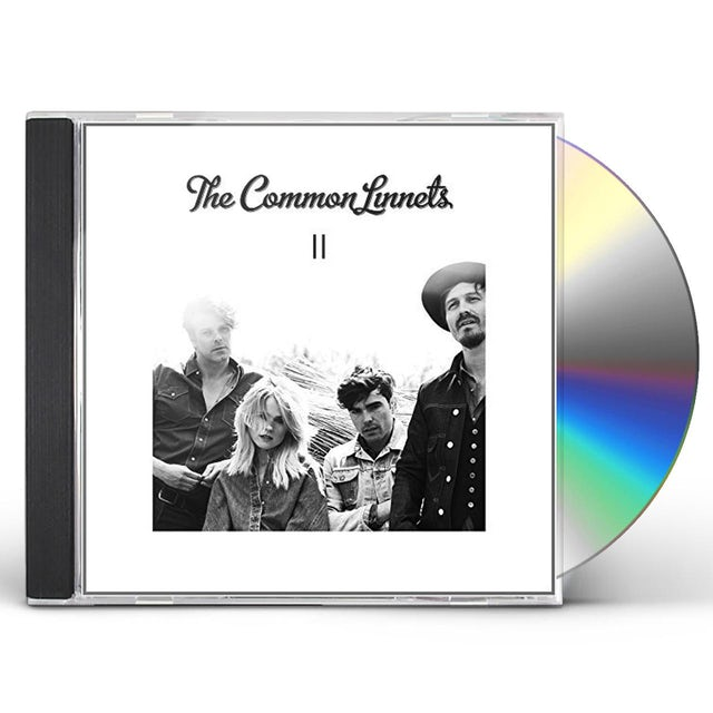Common Linnets II CD