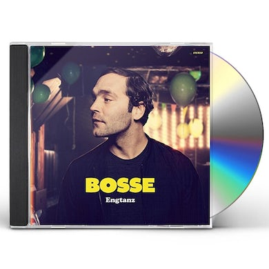 Bosse ENGTANZ: DELUXE EDITION CD