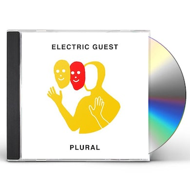 Electric Guest PLURAL CD