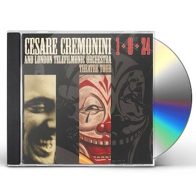Cesare Cremonini 1+8+24 CD