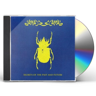 Scarab SECRETS OF THE PAST & FUTURE CD