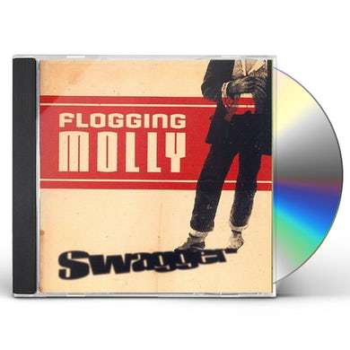 Flogging Molly SWAGGER CD
