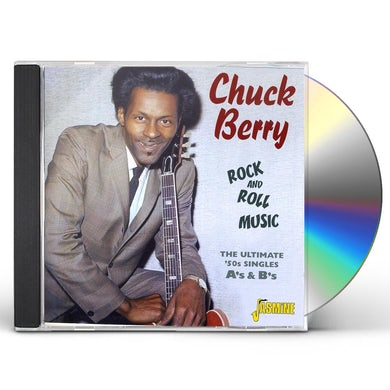 Chuck Berry ROCK & ROLL MUSIC & ULTIMATE 50'S COLLECTION CD