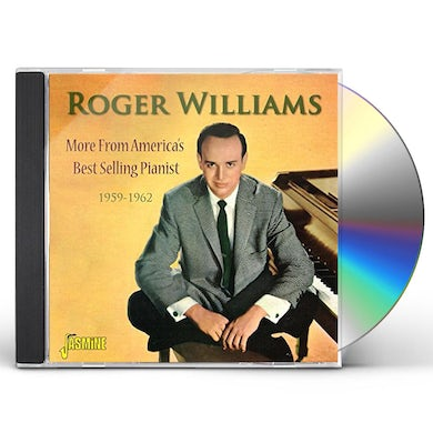 Roger Williams MORE FROM AMERICAS BEST SELLING PIANIST 1959-62 CD
