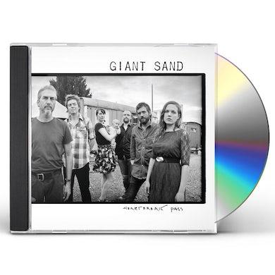 Giant Sand HEARTBREAK PASS CD