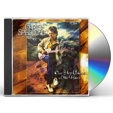 Chris Spedding ONE STEP AHEAD OF THE BLUES CD
