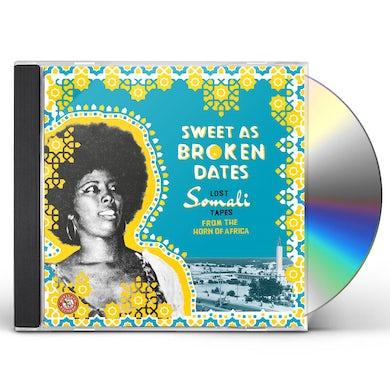SWEET AS BROKEN DATES: LOST SOMALI TAPES / VARIOUS CD