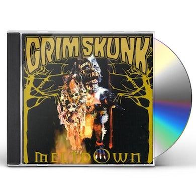 GRIMSKUNK MELTDOWN CD