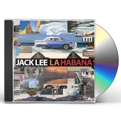 Jack Lee LA HABANA CD