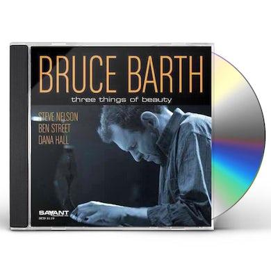 Bruce Barth THREE THINGS OF BEAUTY CD
