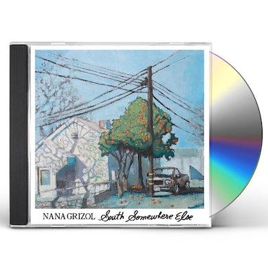 Nana Grizol SOUTH SOMEWHERE ELSE CD