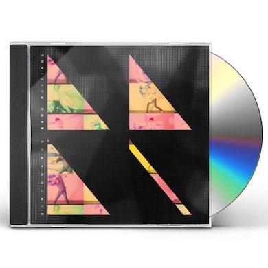 Born Ruffians BIRTHMARKS CD