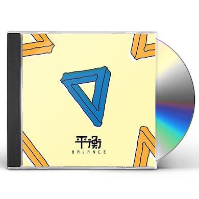 Elephant Gym BALANCE CD