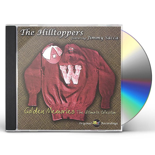Hilltoppers GOLDEN MEMORIES: ULTIMATE COLLECTION CD