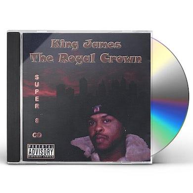 King James ROYAL CROWN CD