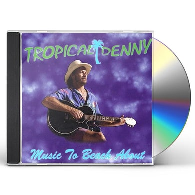 MUSIC TO BEACH ABOUT CD