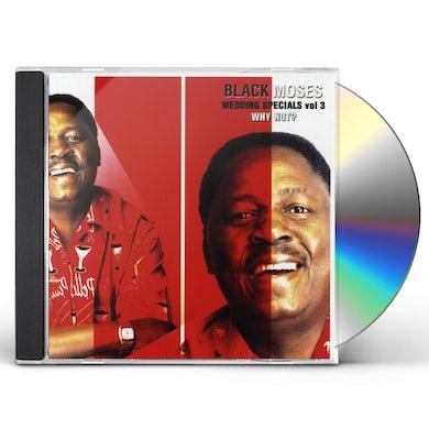 Black Moses WEDDING SPECIALS 3 CD