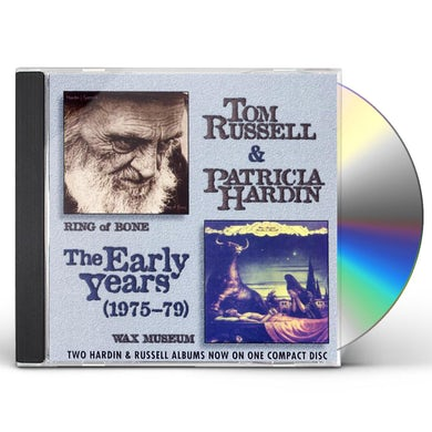 Tom Russell EARLY YEARS CD