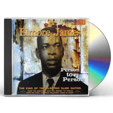 Elmore James PERSON TO PERSON CD