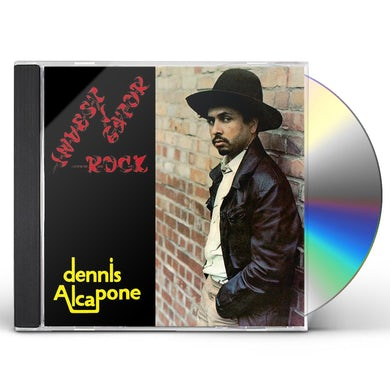 Investigator Rock CD