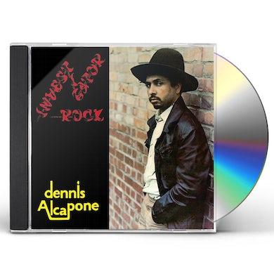 Dennis Alcapone INVESTIGATOR ROCK CD