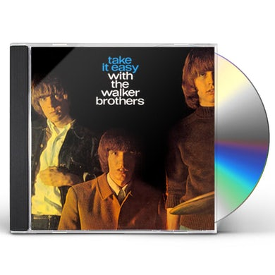 TAKE IT EASY WITH THE WALKER BROTHERS CD