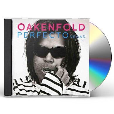 Paul Oakenfold PERFECTO VEGAS CD