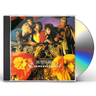 Die Toten Hosen DAMENWAHL CD