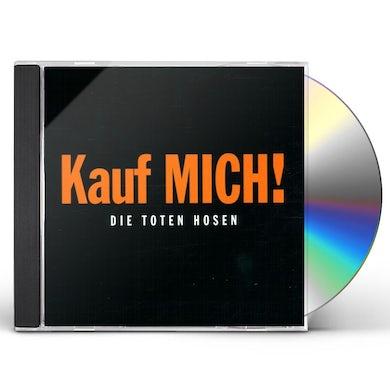 Die Toten Hosen KAUF MICH-REMASTERED CD
