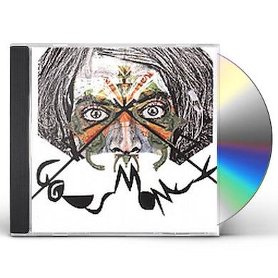 Gang Gang Dance GOD'S MONEY CD
