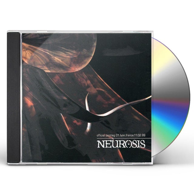 Neurosis LIVE IN LYON CD