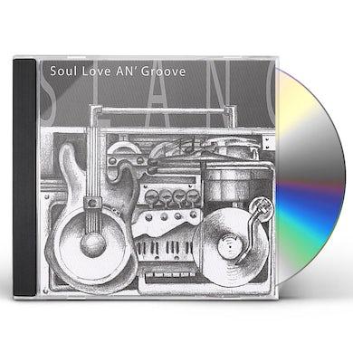 Slang SOUL LOVE AN' GROOVE CD