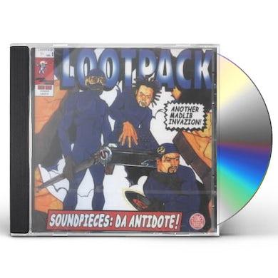 Soundpieces:Da Antidote CD