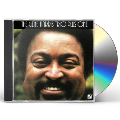 Gene Harris PLUS ONE Super Audio CD