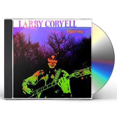 Larry Coryell OFFERING (2018 REISSUE) CD