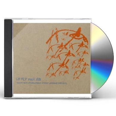Fly Pan Am CEUX QUI INVENTENT N'ONT JAMAIS VACU CD