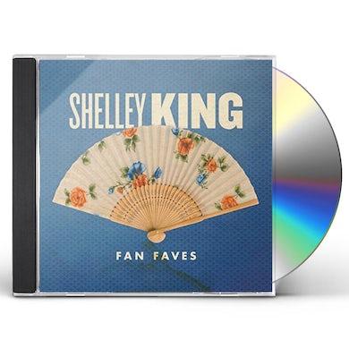 Shelley King FAN FAVES CD