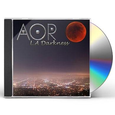AOR L.A DARKNESS CD