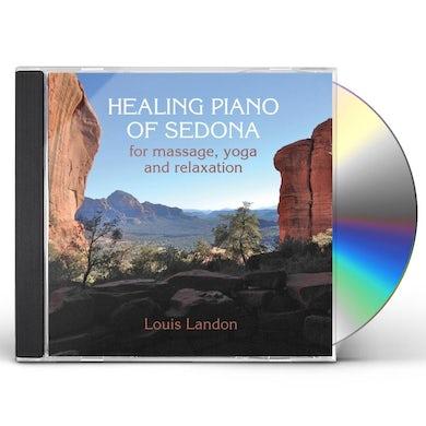 Louis Landon HEALING PIANO OF SEDONA FOR MASSAGE YOGA & RELAXAT CD