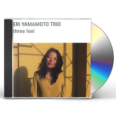 Eri Yamamoto THREE FEEL CD