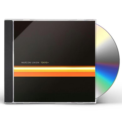 Marconi Union TOKYO+ CD