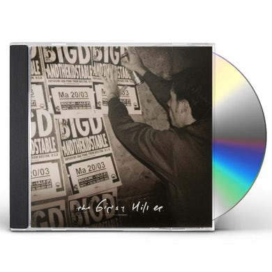 Big D & Kids Table GIPSY HILL CD