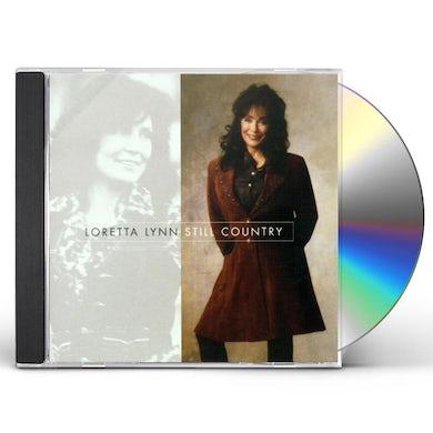 Loretta Lynn STILL COUNTRY CD