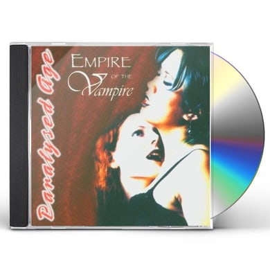 Paralysed Age EMPIRE OF THE VAMPIRE CD