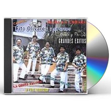 Fito Olivares 12 GRANDES EXITOS CD