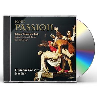 J.S. Bach JOHN PASSION CD