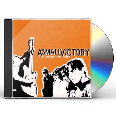 A Small Victory PIECES WE KEEP CD
